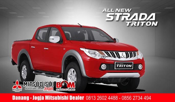 All New STRADA Triton