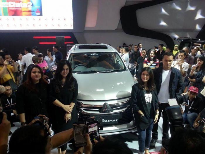 Gala Premiere AADC 2 Pajero Outlander Delica Mitsubishi Jogja